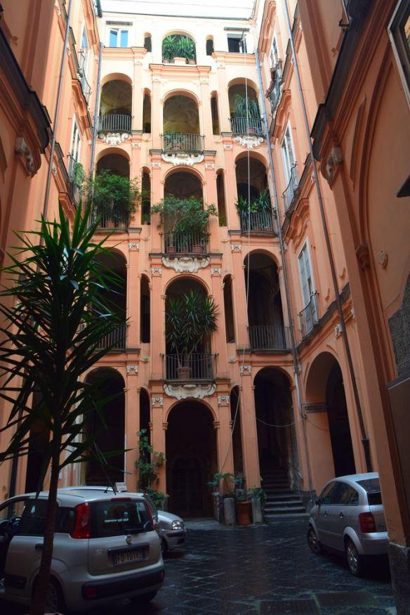 Palazzo Trabucco Naples