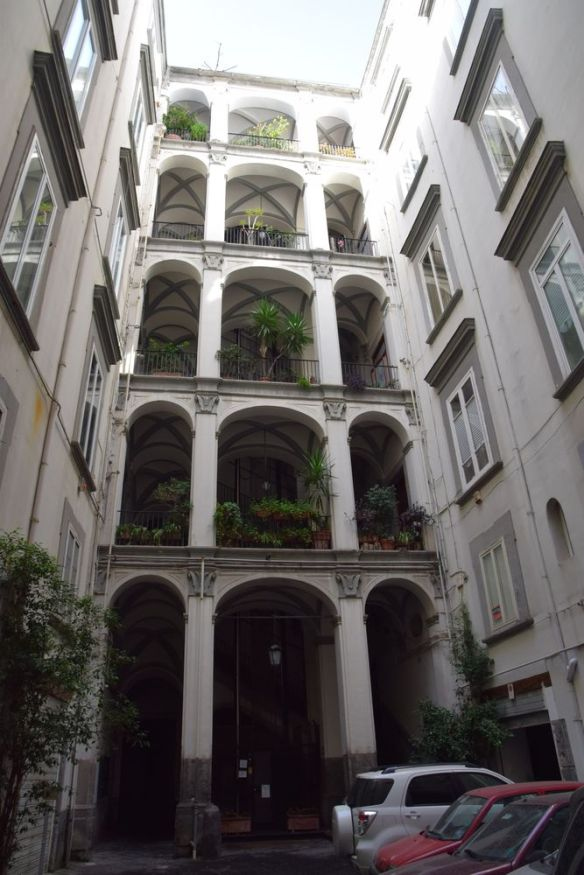 Palazzo Tufarelli Naples