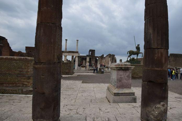 forum Pompéi