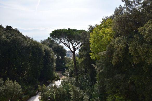 parc villa floridiana naples