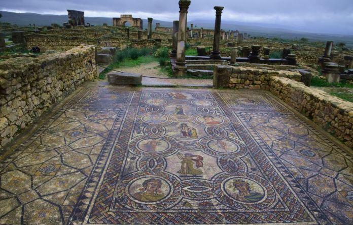 maison de Dionysos Volubilis
