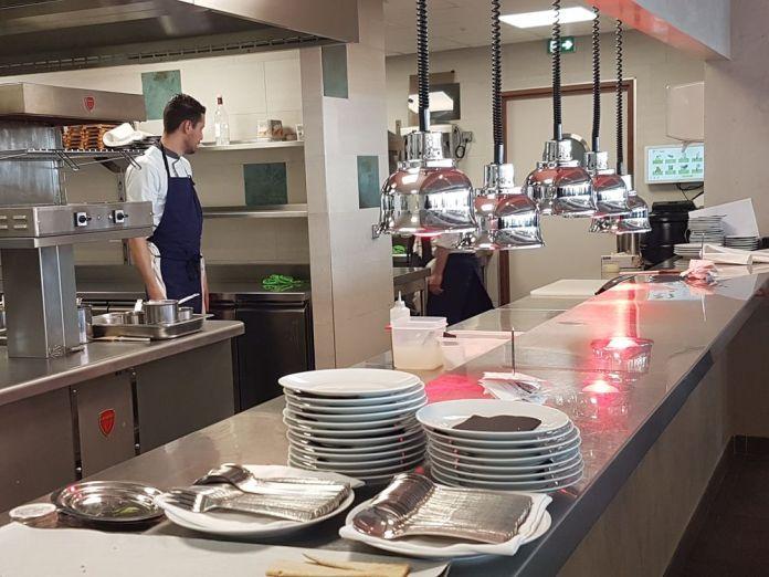 la cuisine de Canopée Café