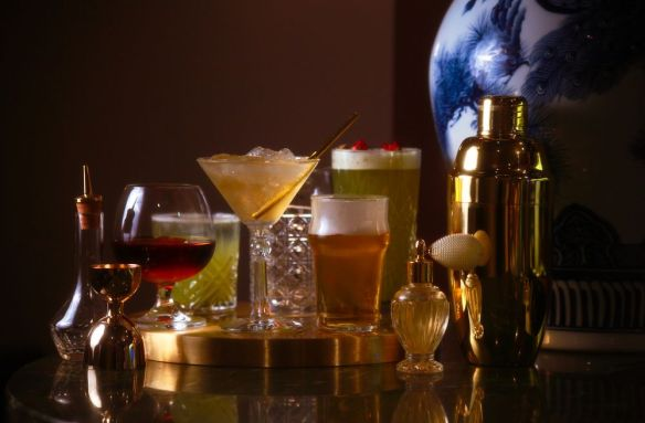 cocktails de Madame Pang