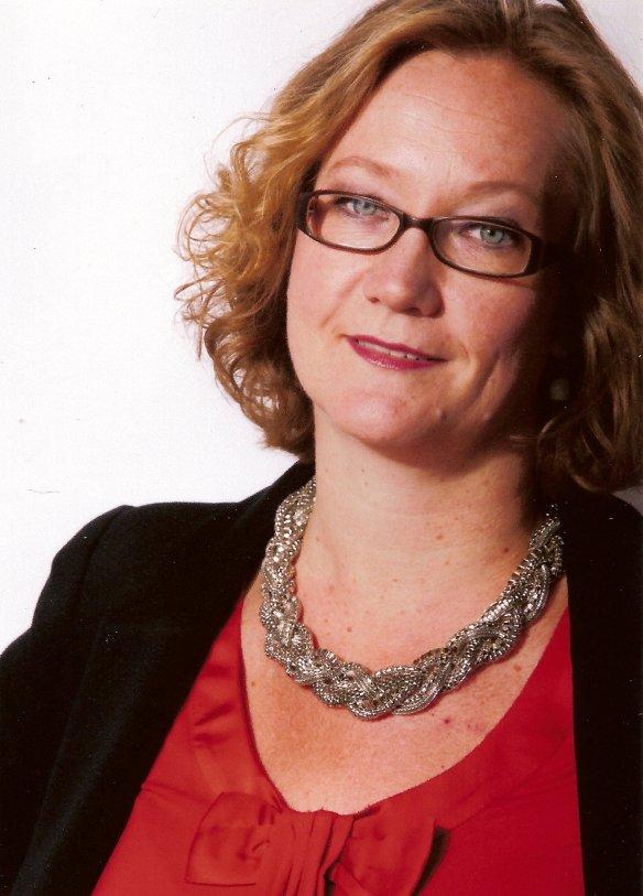 Olga Harmsen la créatrice du blog About Art Nouveau