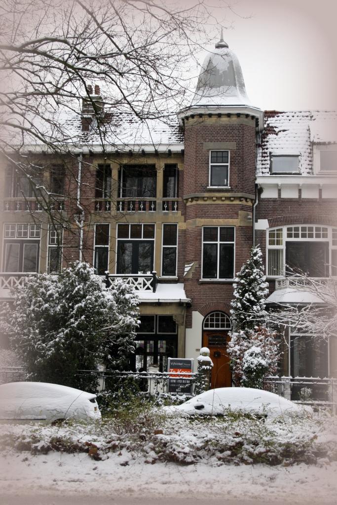 Maison Art nouveau d'Olga Harmsen à Dordrecht