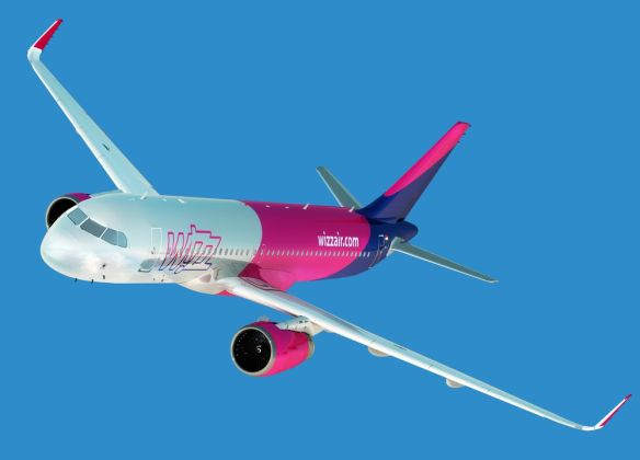 avion Wizzair