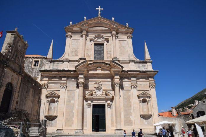 église saint-ignace à Dubrovnik
