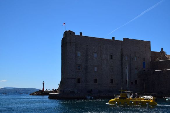 fort saint-jean vieux port Dubrovnik