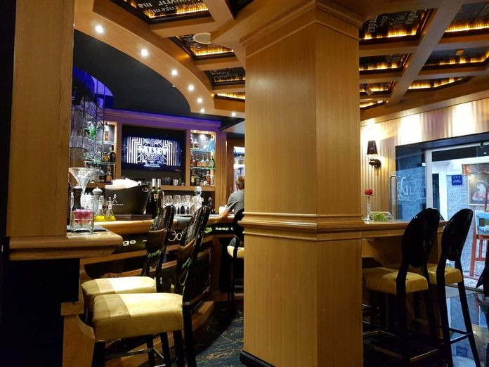 bar restaurant gatsby dubrovnik