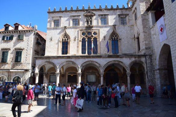 palais sponza archives de Dubrovnik