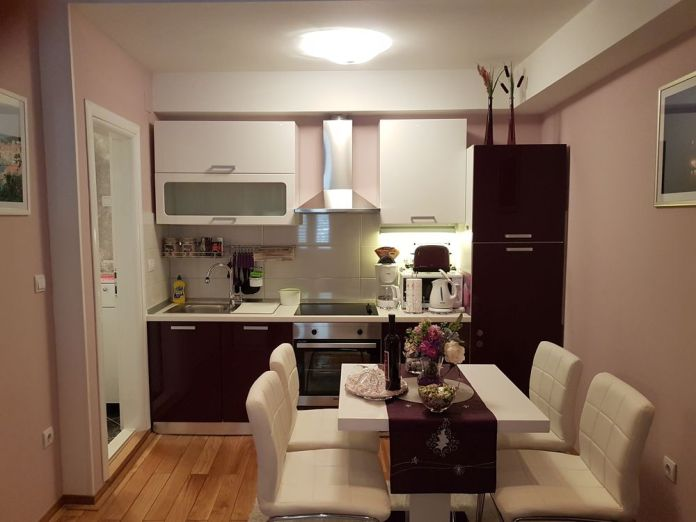 cuisine appartement Maris dubrovnik