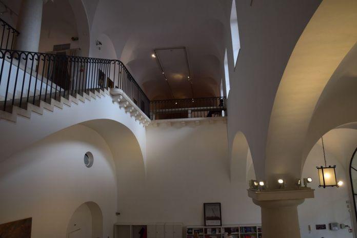 courbes musée d'Art moderne dubrovnik
