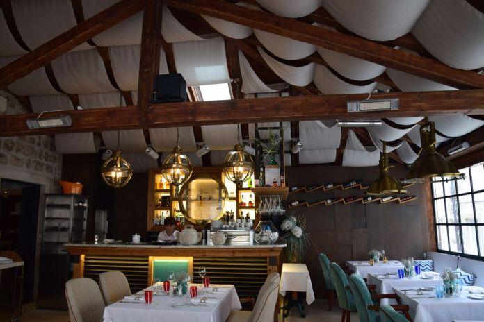 terrasse restaurant proto dubrovnik