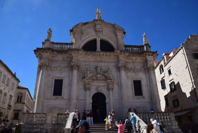 église saint-blaise dubrovnik