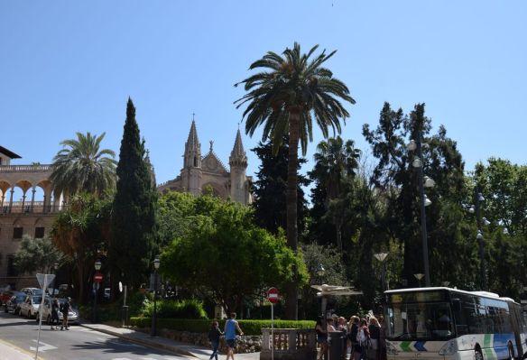 cathédrale et musée march palma