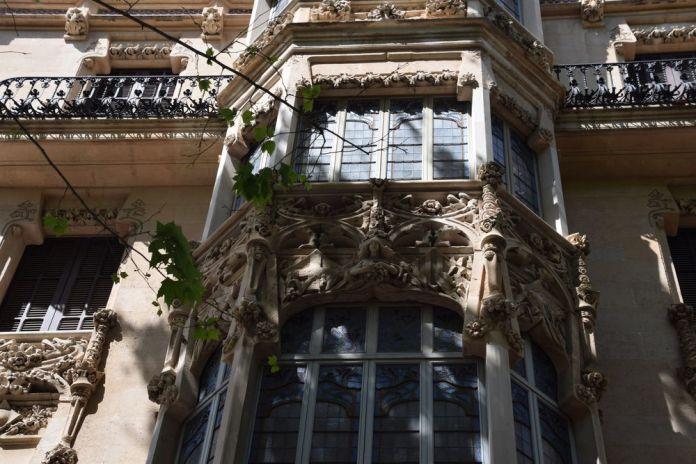 décors façade gran hotel