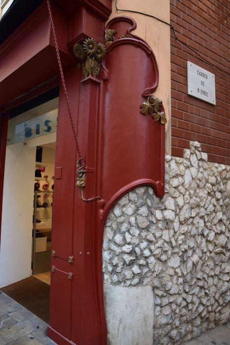 code de l'art nouveau maison de las medias