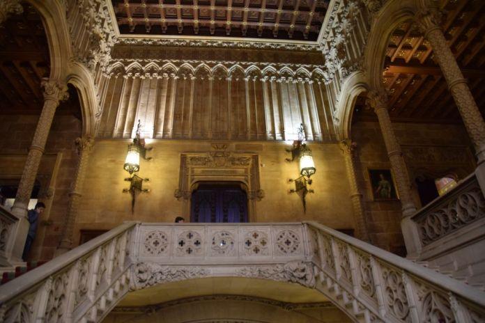 cage d'escalier Parlement palma