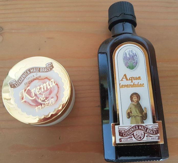 pharmacie des franciscains de Dubrovnik