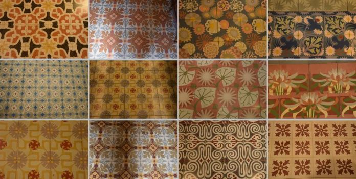 carreaux ca'n prunera coller