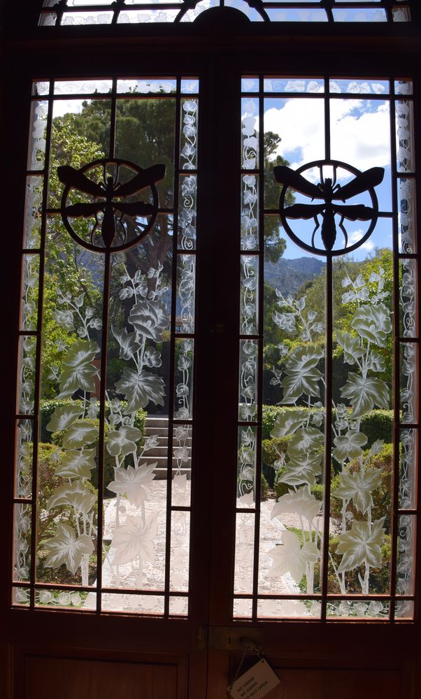 porte fenêtre ca'n prunera