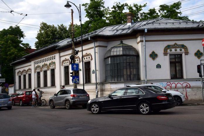école des filles Ion Mincu Bucarest