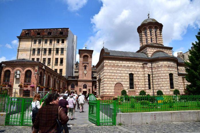 église annonciation Bucarest