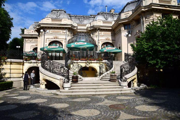 escalier double révolution maison Assan