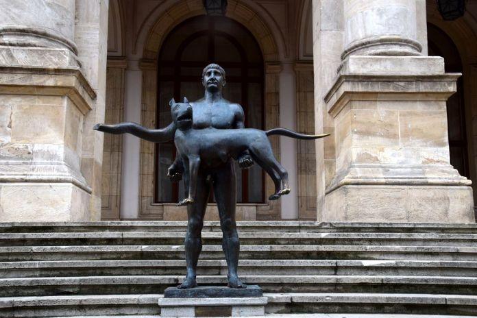 musée national d'histoire roumanie