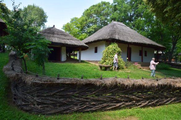 bâtiments ruraux satului bucarest