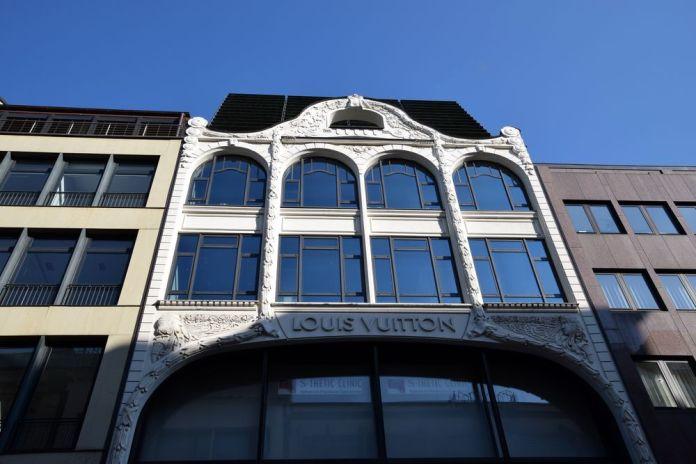 boutique louis Vuitton Hambourg