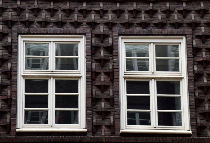 Détail agencement des briques chilhaus