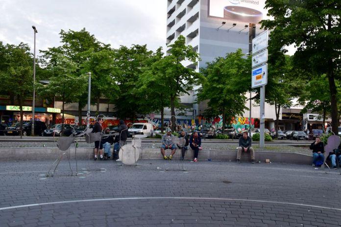 place des Beatles Hambourg