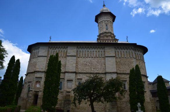église de dragomirna