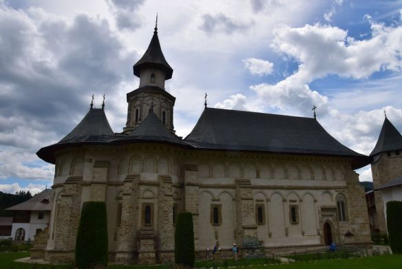 église de Putna
