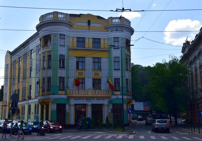 chambre de commerce cluj-napoca