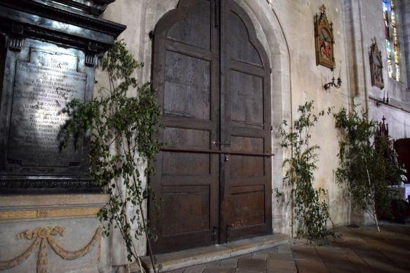 rameaux église saint-michel cluj-napoca