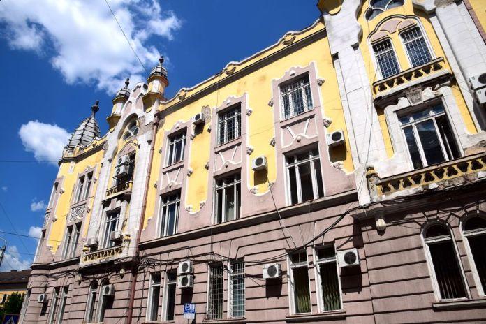 côté palais administratif cluj-napoca