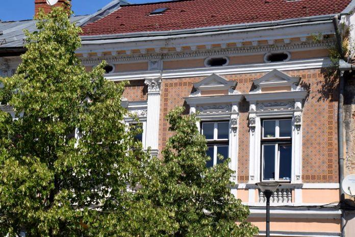 façade carrelée cluj-napoca