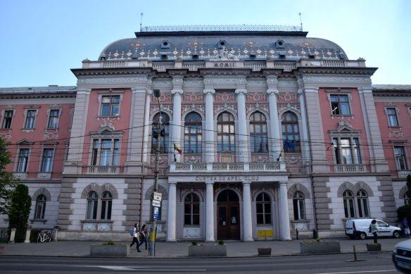 palais banffy cluj-napoca