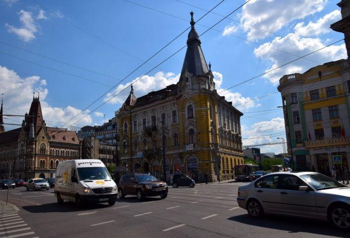 enfilade de palais cluj-napoca