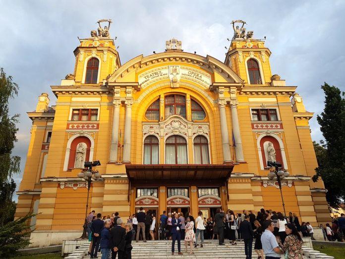théâtre de Cluj-Napoca