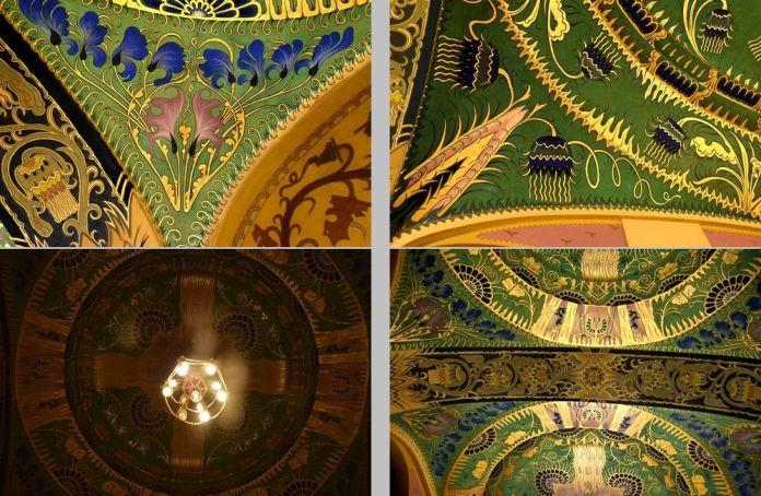 décors Palais de la Culture Targu Mures