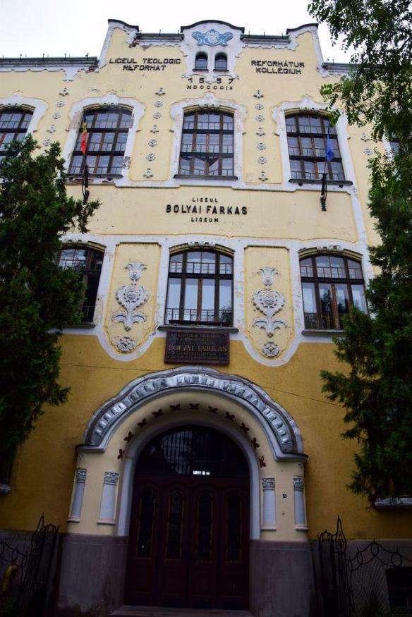 Ecole Bolyai Farkas targu mures