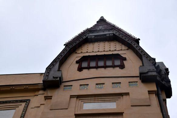tourelle maison des retraités targu mures
