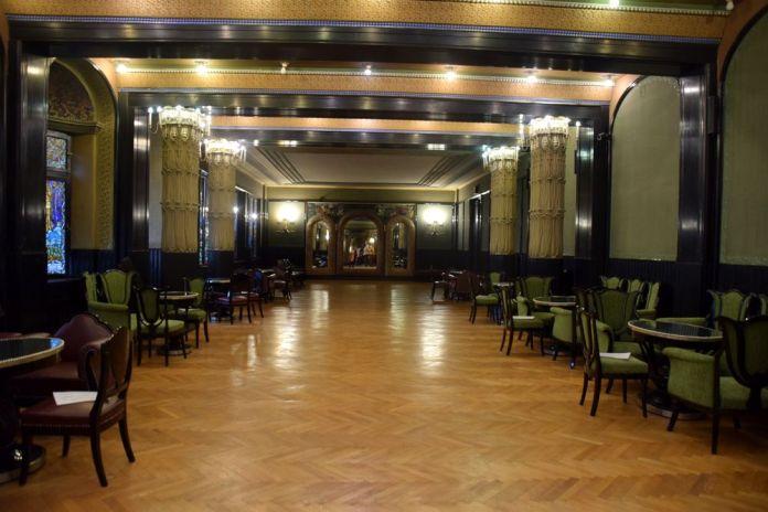 salle de lecture Targu Mures