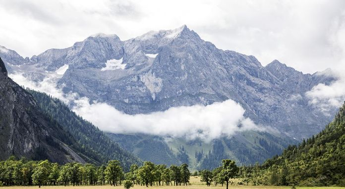 Tyrol montagne Autriche