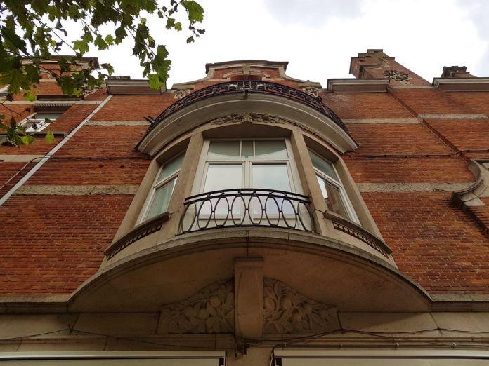 maison Leuven Art Nouveau