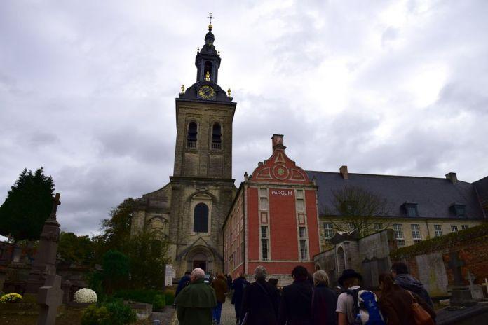 église abbaye du parc leuven louvain parcum