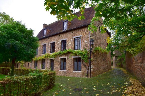 vigne grand béguinage Leuven Louvain